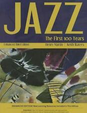 Jazz : The First 100 Years by Keith Waters and Henry Martin (2015, Paperback)