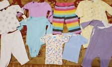 Baby Girl Clothes Lot Size 6-9 Months. Mixed bundle. Winter/Spring