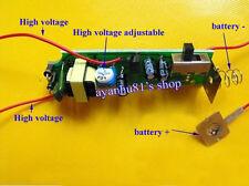 DC-DC Converter 3V Step Up to 380V 300V-400V Adjustable Voltage Booster Inverter