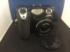 Nikon Coolpix 5000 5MP Digital Camera w/3X Zoom       Untested