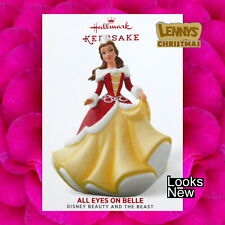New ListingHallmark Ornament, 2014 All Eyes on Belle, Looks New
