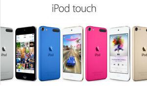 NEW Apple iPod touch 5th 6th 7th Generation 256GB/ 128GB/ 64GB/ 32GB/16GB Sealed