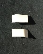 Buick Riviera Electra 1971 1972 1973 door pull strap screw covers trim x2 New