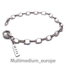 Silber Charm s Arm Kette Jette Joop silver chain 🌺🌺🌺🌺🌺