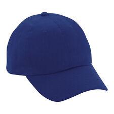 12 (1 dozen) New Royal Baseball /Golf Hats - Cotton - Adjustable - High Quality