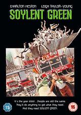 Soylent Green [1973] (DVD) Charlton Heston, Chuck Connors, Lincoln Kilpatrick