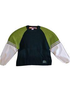 BREAKDOWN Boys' Multi 100% Acrylic Long Sleeve Sweater, size S (8/10)