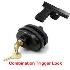 Universal Trigger Lock Keyed Alike Fits Shotgun Rifle Pistol Handgun Gun Locker