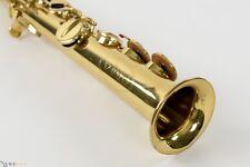 Yanagisawa S-6 Soprano Saxophone, Vito Stencil, Just Serviced, Video