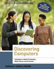 Shelly Cashman Ser.: Discovering Computers 2014 by Misty E. Vermaat (2013,...