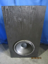 """Electro Voice EV TL18 1ES Low Frequency 18""""  Sub Woofer Speaker System used"""