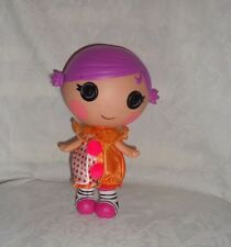 """Lalaloopsy Littles Button Eyed Heavy Duty Plastic Circus Doll 8"""" Big Top"""
