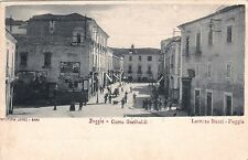 # FOGGIA: CORSO GARIBALDI-  fototipia Loper Bari-  L. Bucci Foggia