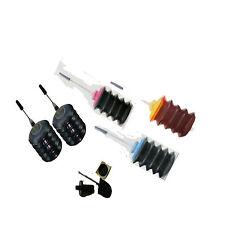 HP 60 61 74/75 92/93 94/95 96/97/98 Black Color Ink Cartridges Refill Kit 150ml