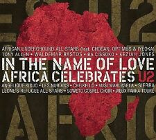 In the Name of Love: Africa Celebrates U CD