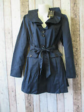 Full Length Outdoor Button Cotton Coats & Jackets for Women