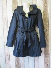Full Length Button Cotton Coats & Jackets for Women