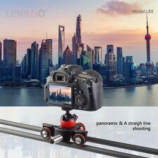 DSLR DollyAuto New Design Video Track Motorized Electric Slider by Lensgo