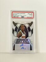 2019-20 PANINI CERTIFIED BOL BOL ROOKIE ROLL CALL ON CARD RC AUTO PSA 9 MINT
