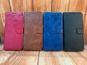 Leather Flip Magnetic Case For iPhone 7 8 X XS 11 12 AU Seller Free Shipping