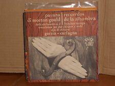 FRANCO TAMPONI - PAVANA - REQUERDOS DE LA ALHAMBRA - -vinile 45 giri nuovo 1972
