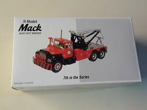 TEXACO PIPELINE SERIES #7 MACK R-MODEL HEAVY DUTY TOW TRUCK WRECKER #19-2782
