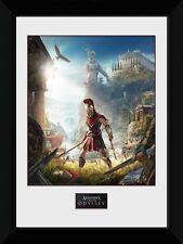 Assassins Creed Odyssey Framed Print