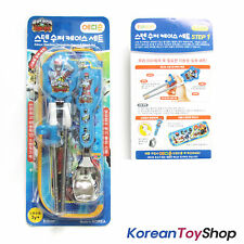 Power Rangers Dino Charge Force Stainless Steel Training Chopsticks Spoon Case