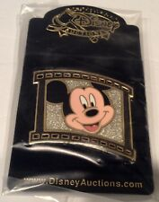 Disney Auctions 2002 Film Reel Series Mickey Mouse LE 100 SOLD OUT NOC Pin