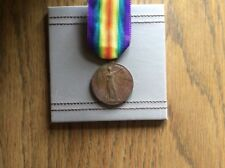 WW1 victory medal RN,Joint,born Falmouth,Cornwall Royal Navy