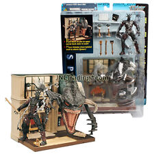 Year 1997 McFarlane Toys THE FINAL BATTLE Playset with Spawn and Violator Wall