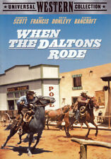 WHEN THE DALTONS RODE (DVD)