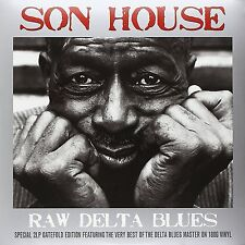 Son House - Raw Delta Blues (2LP Gatefold 180g Vinyl) NEW/SEALED
