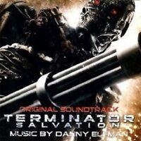 TERMINATOR SALVATION SOUNDTRACK CD 15 TRACKS NEU