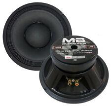 "1x 10"" Mid-Bass Woofer 1000 Watts 4 Ohm MB Acoustics MB-101K/SM Car & Pro Audio"