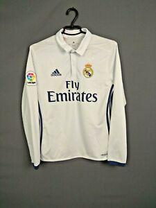 Real Madrid Jersey 2016 2017 Boys Kids 13-14 y Youth Shirt Adidas AI5190 ig93