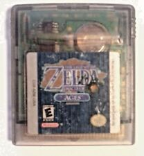 LEGEND OF ZELDA ORACLE OF AGES NINTENDO CGB-AZBE-USA GAME BOY FOR COLOR SYSTEMS