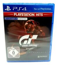 GRAN TURISMO SPORT - PS4 I NEU & OVP - sealed
