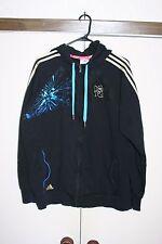 Adidas London Olympic Games 2012 Zip Hoodie Sweatshirt Size XL Hip Athletic