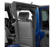 Bestop Door Surrounds Set, Factory Replacement For Jeep Wrangler #55011-01
