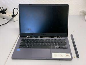 "Asus R420M 14"" Celeron 1,1 GHz - SSD 64 Go - ram 4 Go (Hors service)"