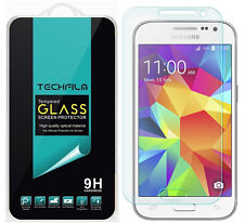 TechFilm® Tempered Glass Screen Protector Saver For Samsung Galaxy Prevail LTE
