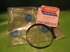 YAMAHA  MX360 MX250 YZ360 YZ250 IT175 IT200 HOSE CLAMP OEM # 310-14455-00
