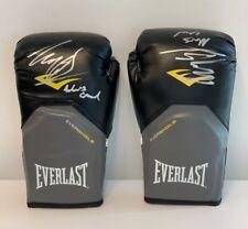 MICHAEL B. JORDAN of CREED signed boxing training gloves
