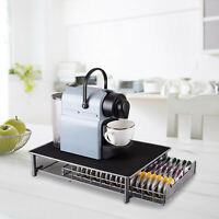 Coffee Pod Machine Drawer Tassimo 60 Capsule Holder Dispenser Stand Storage Rack