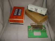 Vintage Postwar Lionel #3472 Operating Milk Car in Original Box