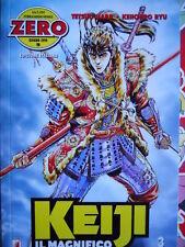 ZERO - KEIJI Il Magnifico n°3 di 18 2000 ed. Star Comics   [G.238]