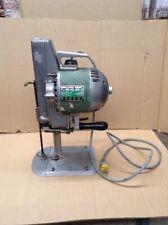 Wolf Pacer Fabic Cutting Machine Series Viii 110 Volts 1725/3600 Rpm