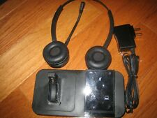 Jabra Pro 9400BS With Wireless Headset & AC Adapter