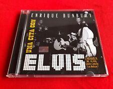 Bunbury / Héroes del Silencio / Una cita con Elvis /Bootleg Amarillo